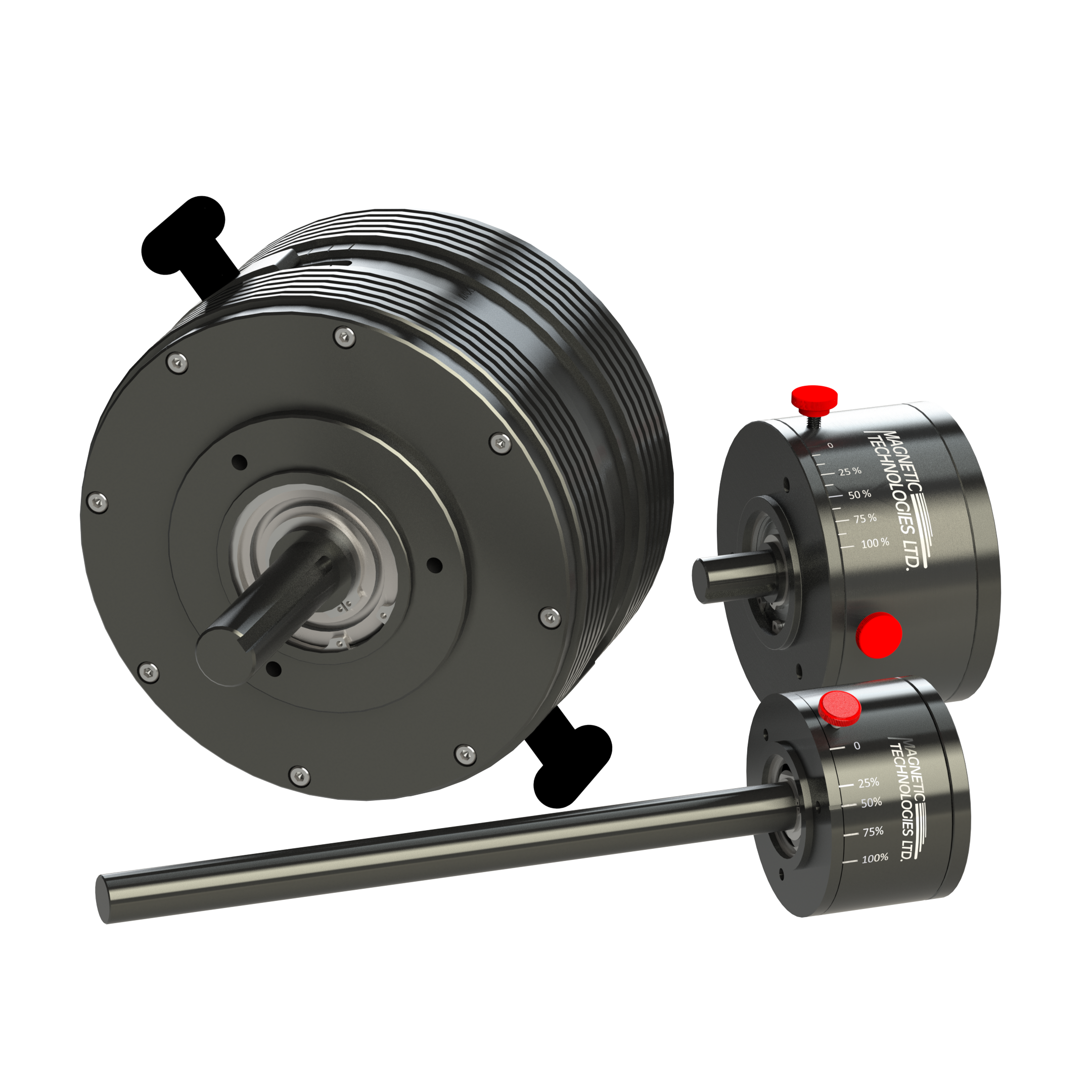 Hysteresis Brakes Amp Clutches Magnetic Technologies Inc