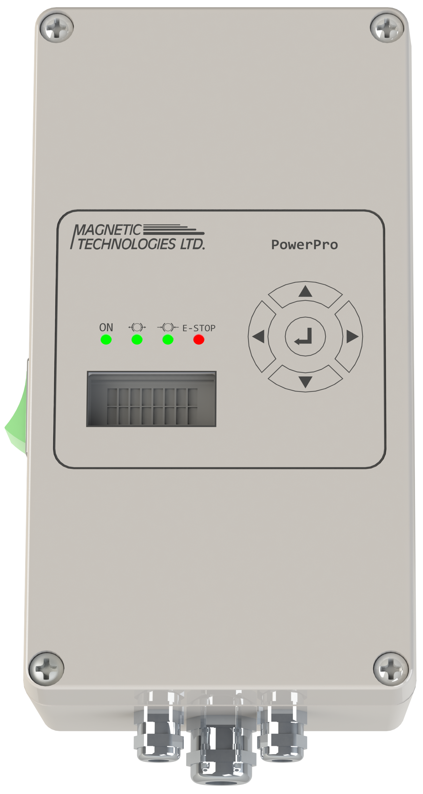 Powerpro24 Magnetic Technologies Inc Circuit It Can Uses With Power Supply Source 24vdc And Adjust Voltage Mpp24 Ii